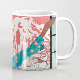 Coach Daydream Japan Mount Fuji Coffee Mug
