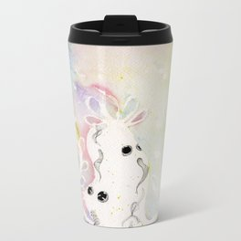 Circle of Objects And  Subjects; Round Two Series  Metal Travel Mug