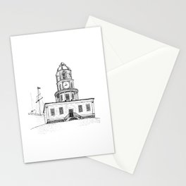 Halifax Town Clock Stationery Cards