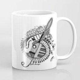 Music & More Coffee Mug