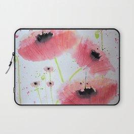 Poppy Ballet Laptop Sleeve