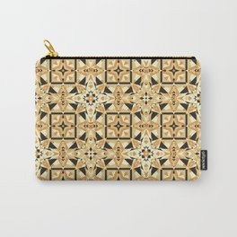 Cookie Or Hardwood? Try And Find Out! Seamless Pattern Carry-All Pouch