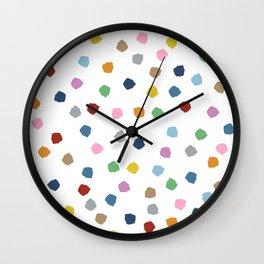 Blossom Petals Wall Clock