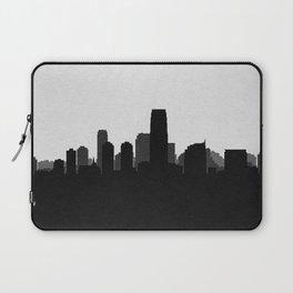 City Skylines: Jersey City Laptop Sleeve