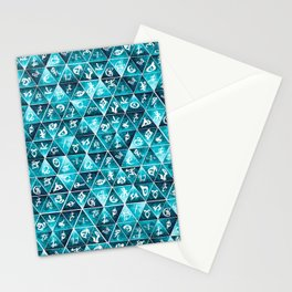 Shadowhunters Runes Mosaic Stationery Cards