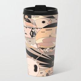 brrrommbbrr Metal Travel Mug