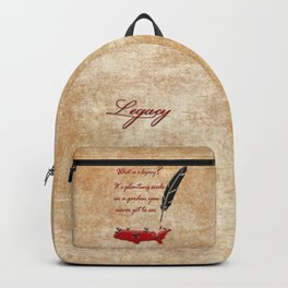 Hamilton Legacy Backpack