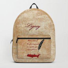 Hamilton Legacy Backpack