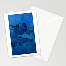 Mountain Scene II Stationery Cards