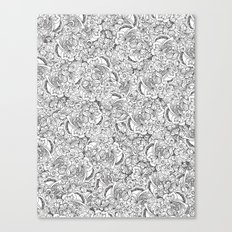 Perfect Distraction Canvas Print