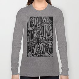 Bouncing Around the Room Long Sleeve T-shirt
