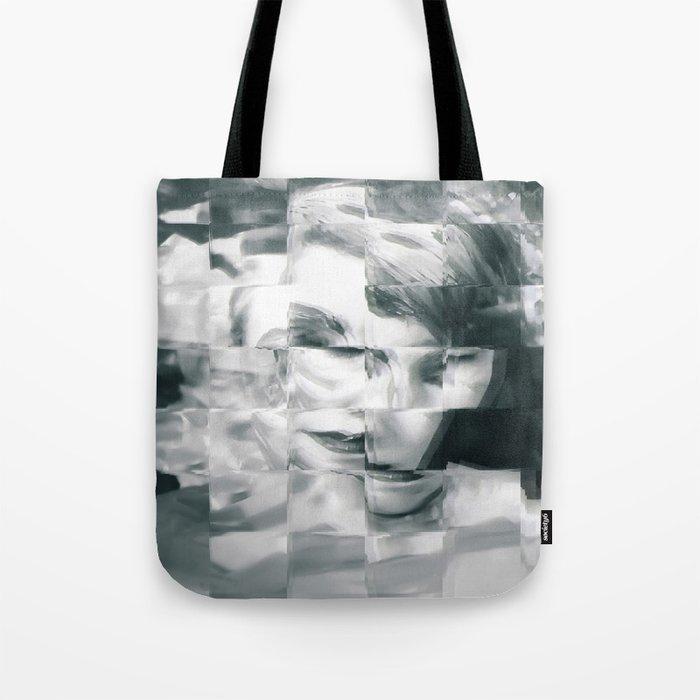 Young woman Tote Bag