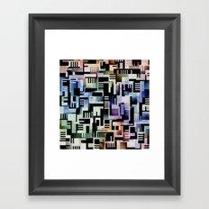 Tlaloque Framed Art Print