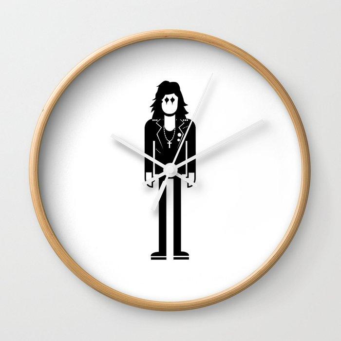 Alice Cooper Wall Clock