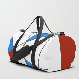 Abstract Painting #3 Duffle Bag