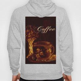 """ Coffee "" Hoody"
