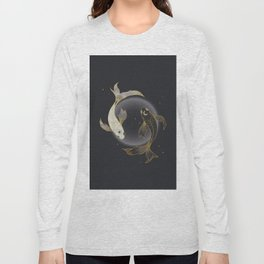 Fade Away - Illustration Long Sleeve T-shirt