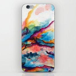 Creativity Breaching the Void iPhone Skin