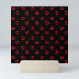 Symbol of anarchy 3 Mini Art Print