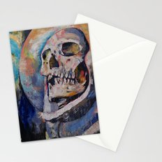 Stardust Astronaut Stationery Cards