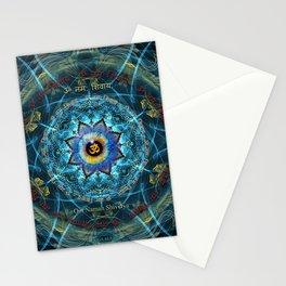 """Om Namah Shivaya"" Mantra- The True Identity- Your self Stationery Cards"