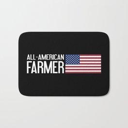 All-American Farmer Bath Mat
