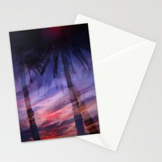 Palms Stationery Cards