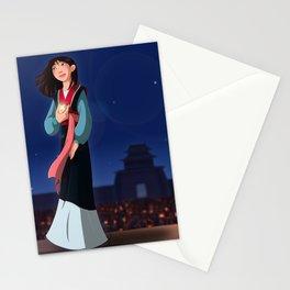 Hero of China Stationery Cards