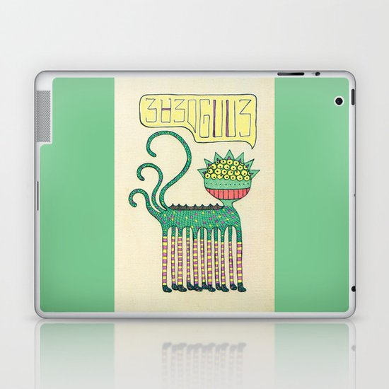 galáctico Laptop & iPad Skin