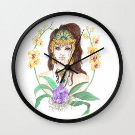 Inanna Wall Clock
