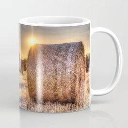 Summer Evening Farm Coffee Mug