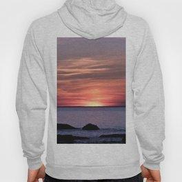 Dusk By The Sea  Hoody