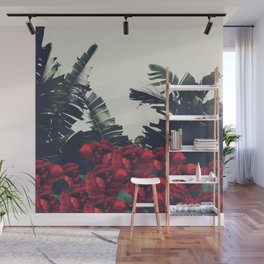 Red-Passion of Nature Wall Mural