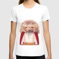 hedgehog T-shirts featuring Hedgehog by Animal Crew