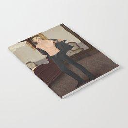 strange bedfellows Notebook