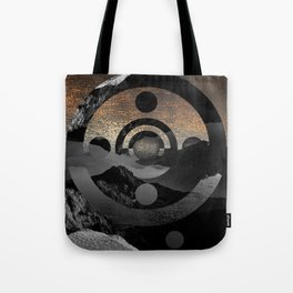 Somewhere not here IV Tote Bag