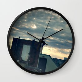commence.  Wall Clock