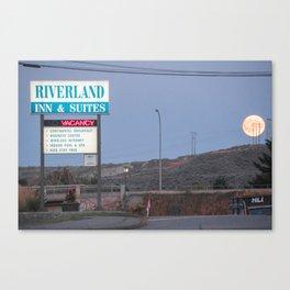 Riverland Canvas Print