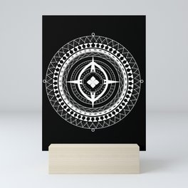 Timecapsule Mini Art Print