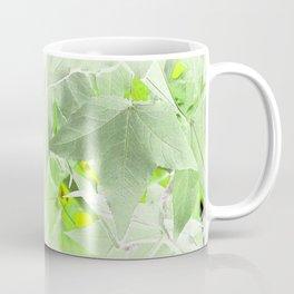 Delicate Sweetgum - Inverted Art Coffee Mug