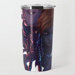 Lara and Leon Travel Mug