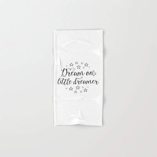 Dream on, little dreamer Hand & Bath Towel