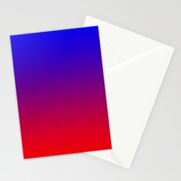 Radiant Ombre Stationery Cards