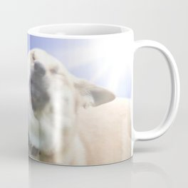 Frisbee Dog Coffee Mug