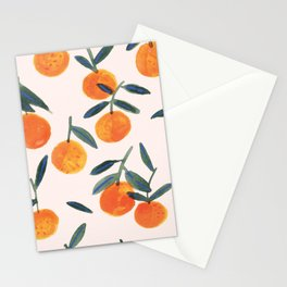 Clementines Stationery Cards