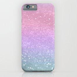 Unicorn Princess Glitter #1 (Photography) #pastel #decor #art #society6 iPhone Case