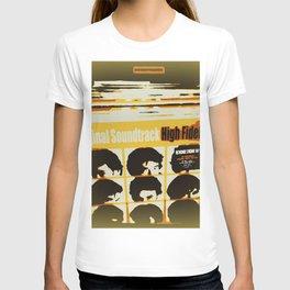Top High Fidelity List T-shirt