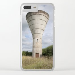 Kildalton - Water Towers of Ireland Clear iPhone Case