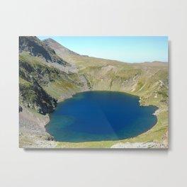 seven rila lakes Metal Print
