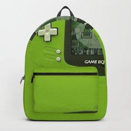 Gameboy Zelda Link Backpack